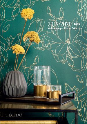 TECIDO 2019-2020 Wallcoverings&Fabrics Collection